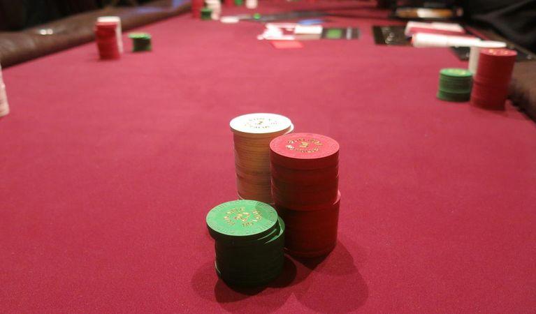 Illegal Poker Kansas