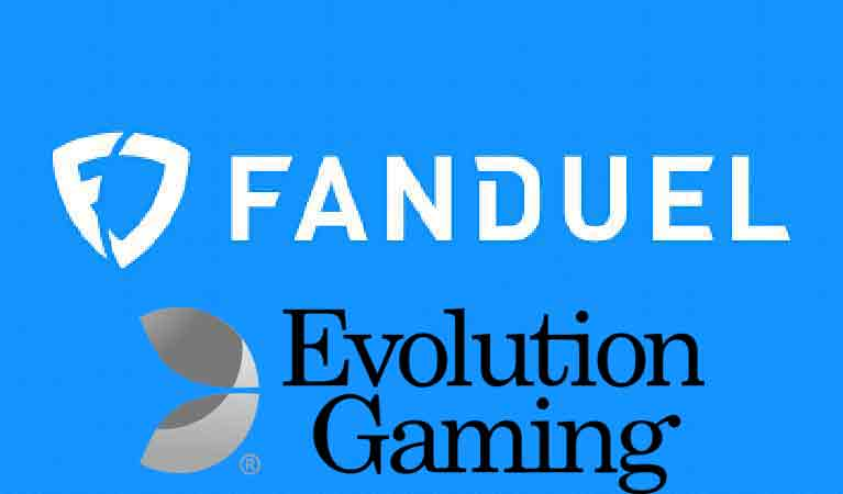 fanduel-evolution-gaming