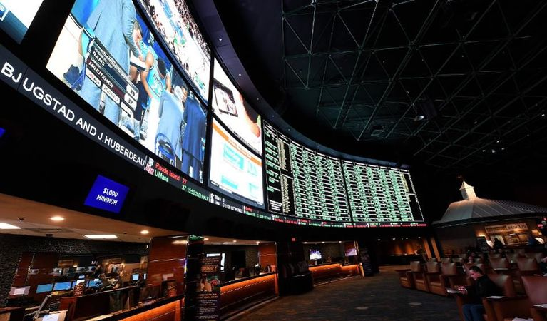 Pro Sports Athletes and Legal Betting Issue