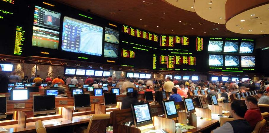 New Jersey Offers Sports Betting